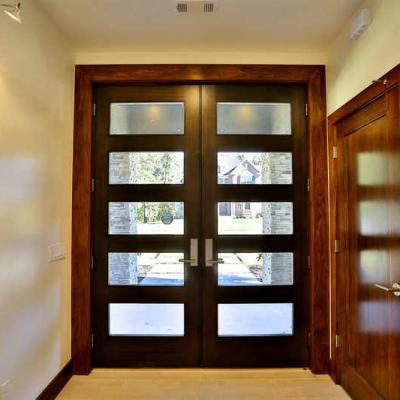 Parade Home Fornt Door Interior